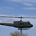 Bell Helicopter Uh-1 Iroquois - Huey by Big E tv Photography