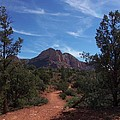 Bell Rock Trail by Two Bridges North