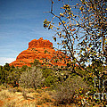 Bell Rock Vista Sedona  Az by Marilyn Smith