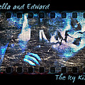 Bella And Edward - The Icy Kiss by Absinthe Art By Michelle LeAnn Scott
