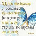 Bella Butterflies 1 by Debbie DeWitt