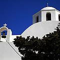Bella Santorini Island Church Greece  by Colette V Hera  Guggenheim