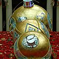 Bellagio Christmas Ornaments by Mike Nellums