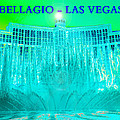 Bellagio Fountains Las Vegas by David Lee Thompson