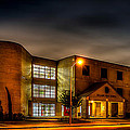 Bellaire High School by David Morefield