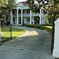 Belle Oaks Inn, Plantation Style Bed & by Larry Ditto