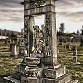 Bellevue Cemetery Crypt - 01 by Gregory Dyer
