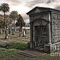 Bellevue Cemetery by Gregory Dyer
