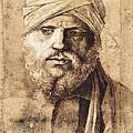 Bellini, Giovanni 1430-1516. Man by Everett