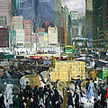 Bellows' New York by Cora Wandel