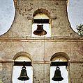 Bells Of Mission San Diego by Joan Carroll
