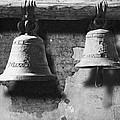 Bells Of San Juan Capistrano by Larry Butterworth