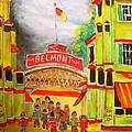 Belmont Park 1940's Montreal Memories by Michael Litvack