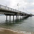 Belmont Shore Pier California by Robert Butler