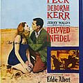 Beloved Infidel, Canadian Poster by Everett
