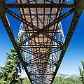 Below A Bridge by Jess Kraft