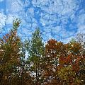 Below The Clouds by Gene Cyr