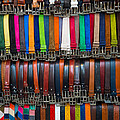 Belts Galore by Inge Johnsson