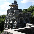 Belvedere Castle - Central Park by Christiane Schulze Art And Photography