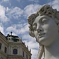 Belvedere Gardens Statue by Alida Thorpe