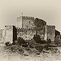 Belver Castle by Paulo Goncalves
