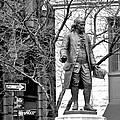 Ben Franklin by Eric Tressler
