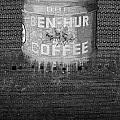 Ben Hur Coffee by Peter Tellone
