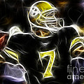 Ben Roethlisberger  - Pittsburg Steelers by Paul Ward