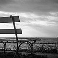 Bench With A View by Ralf Kaiser