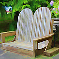 Benches by Cathy Anderson