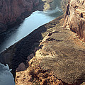 Bend In The Colorado River by Bob Phillips