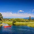 Bend Sunriver Thousand Trails Oregon by Bob and Nadine Johnston