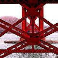 Beneath The Golden Gate by Nick Busselman