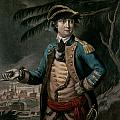 Benedict Arnold by English School