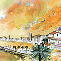 Benidorm Old Town by Miki De Goodaboom