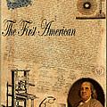 Benjamin Franklin by Andrew Fare