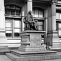 Benjamin Franklin Statue Philadelphia by Bill Cannon