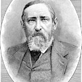 Benjamin Harrison (1833-1901) by Granger