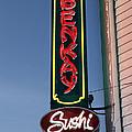 Benkay Sushi by Jerry Fornarotto
