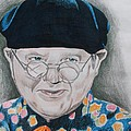 Benny Hill by Jeremy Moore