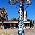 Benson Motel by R B Harper