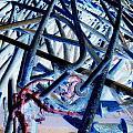 Bent Rebar 6 by Dietrich ralph  Katz