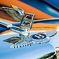 Bentley Hood Ornament by James Gamble