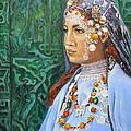 Berber Woman by Enzie Shahmiri