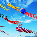 Berkeley Kite Festival 1 by G Matthew Laughton