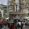 Berlin Alexanderplatz by Steve K