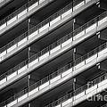 Berlin Balconies by Rod McLean