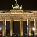 Berlin Brandenburg Gate by Frank Tschakert