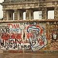 Berlin Wall by Kevin Croitz