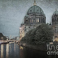 Berlin Cathedral by Julie Woodhouse